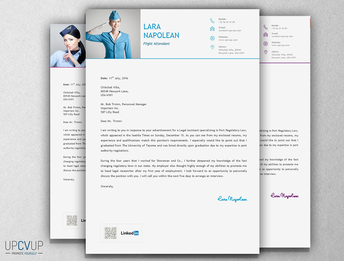 comment faire un cv d u0026 39 hotesse de l u0026 39 air