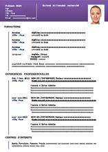 comment faire un cv en pdf