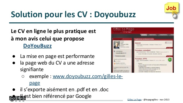comment faire un cv indeed
