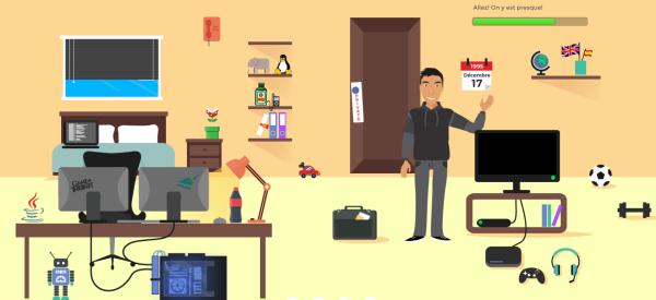 comment faire un cv interactif