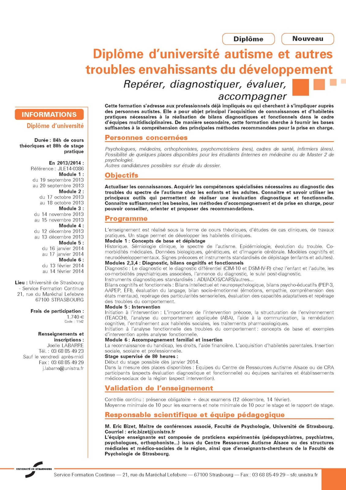 conseil cv psychologue