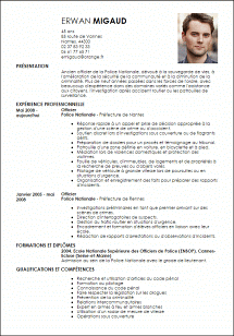faire un cv education nationale