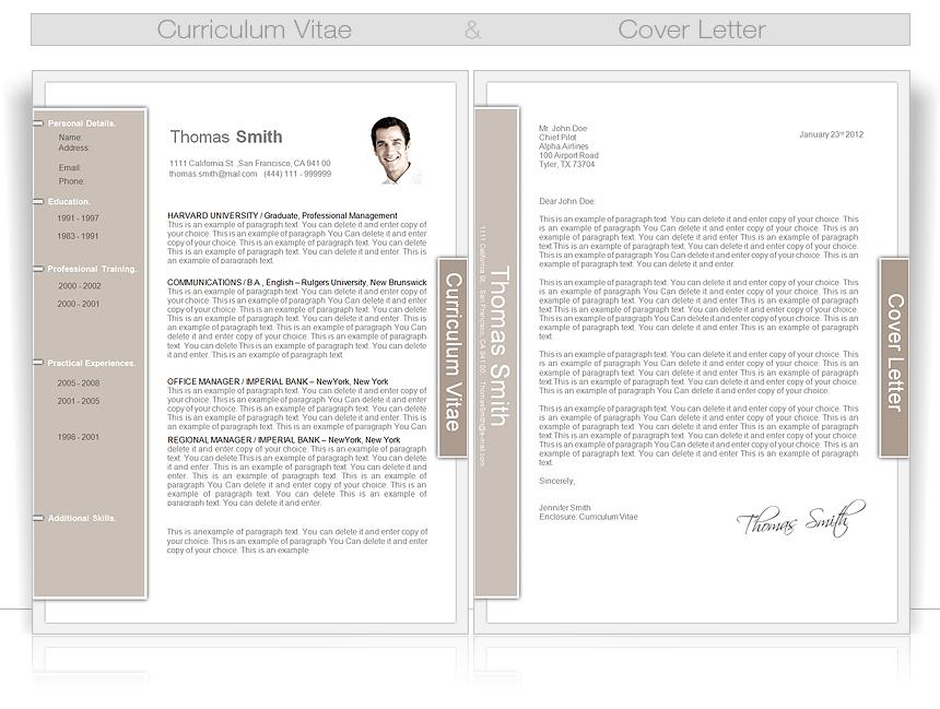 rediger un cv sur 2 pages